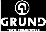 Tischlerei GRUND Logo